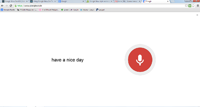 chrome-google-now How To Update Your Chrome Browser To Get Google Now Voice Search