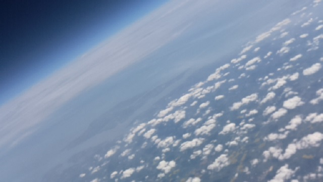 space-pic Raspberry Pi Makes Its Way Into Space, Takes Some Great Pics
