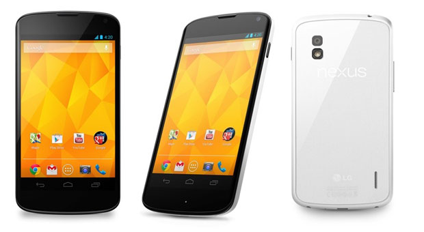 "white-nexus-41 White LG Nexus 4 is Official, Coming In ""Several Weeks"""