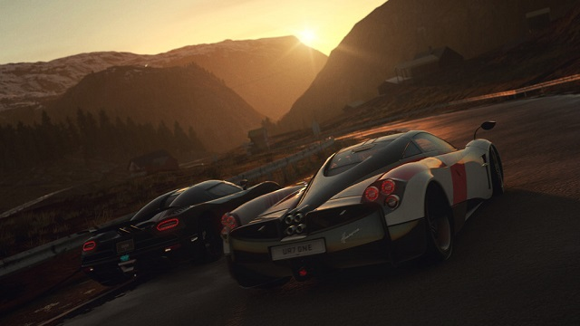 driveclub3-ps4 PlayStation 4: Sony Prefers A Disc Free Gaming Future