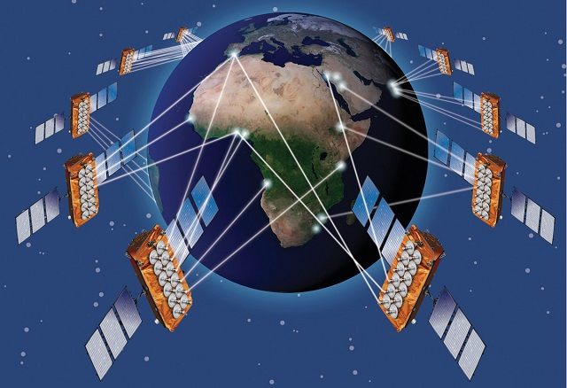 earth O3b Launching Satellites As Part of Plan to Bring Net Access to Remote Places