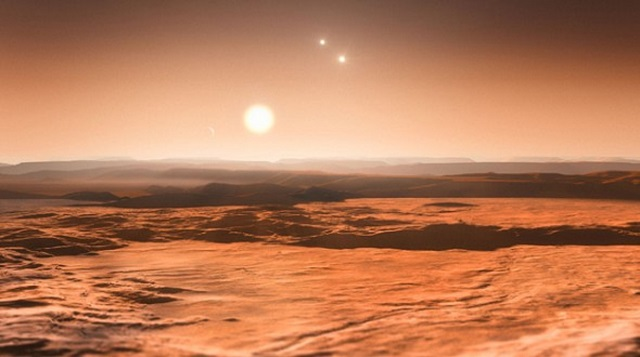 super-earths Three More Super Earths Discovered