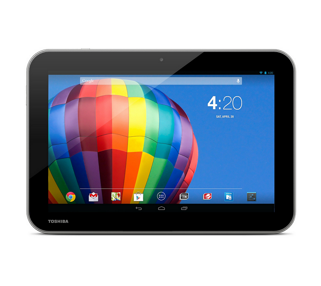 toshiba-excite-pure Toshiba's New 10 Inch Excite Tablets