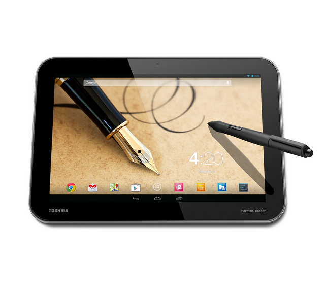 toshiba-excite-write Toshiba's New 10 Inch Excite Tablets