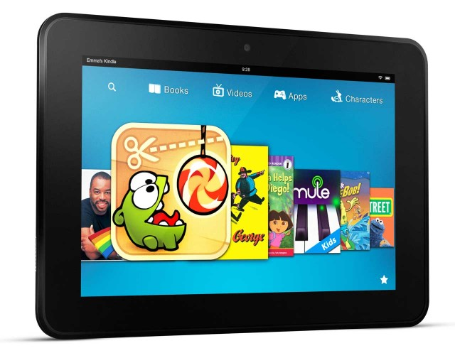 130705-kindle-640x504  Amazon Kindle Fire HD Reduced to Just $169