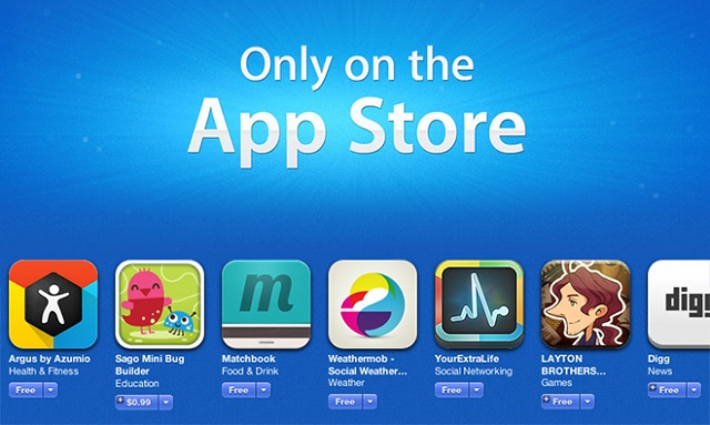 App_Store_free Popular iOS Apps Available For Free In Honor of App Store's 5th Anniversary