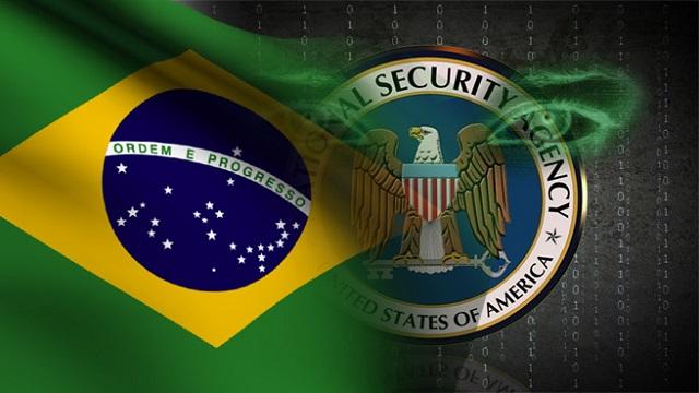 Brazil-NSA-Spying Brazil Also Under NSA's Radar