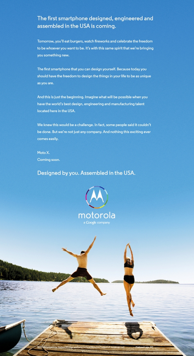 Moto_X_ad1 What Is Motorola Telling Us With Their New Moto X Ad?