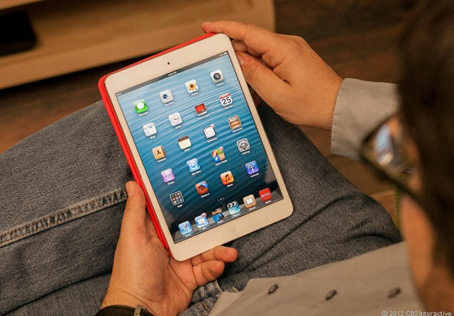 ipad-mini iPad Mini 2 Might Arrive In Q4 2013 With Retina Display
