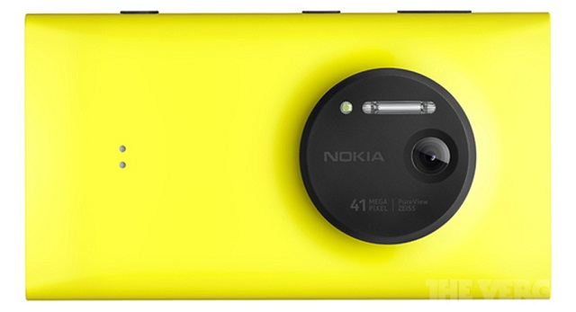 lumia-1020 Nokia Lumia 1020 Specs Leaked; 64GB Version For Telefonica