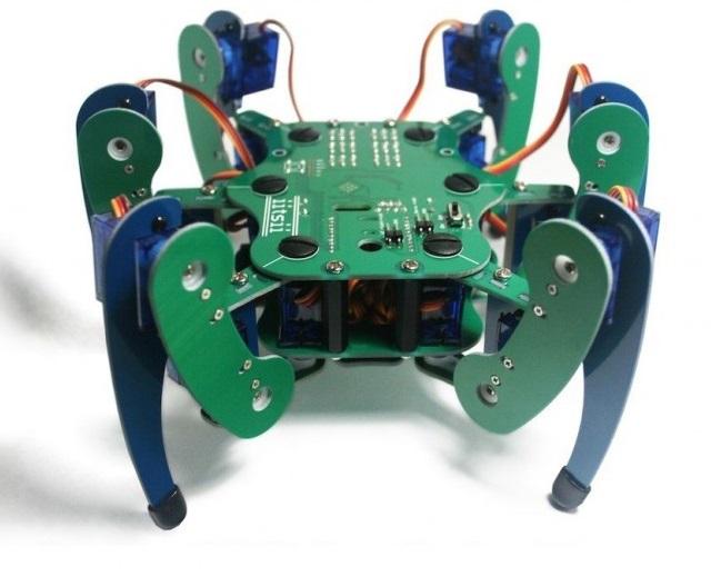 robugtrix-iitsii T8 Robot Tarantula Is Incredibly Lifelike (Video)