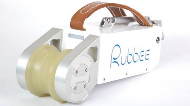 rubbee Rubbee: Turn Your Bicycle Electric In Seconds (Video)