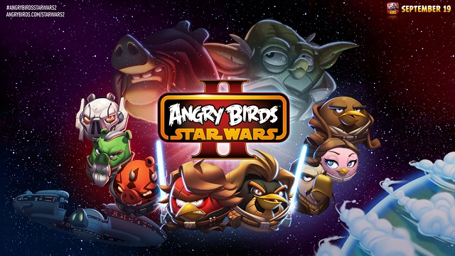"absw2 Rovio Introduces Four Playable ""Pork Side"" Characters for Angry Birds Star Wars II"