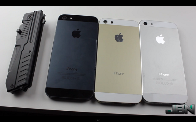 gold-iphone-5s-scratch-test Gold iPhone 5S Scratch Test (Video)