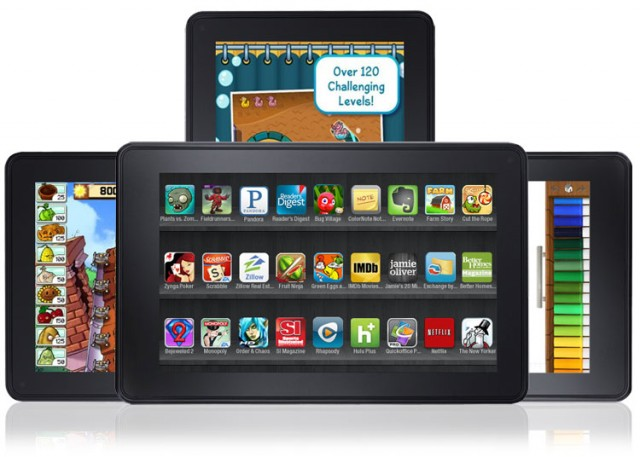 kindlef-640x457 Kindle Fire Tablets Could Soon Feature Mediatek Processor, Claims New Rumor