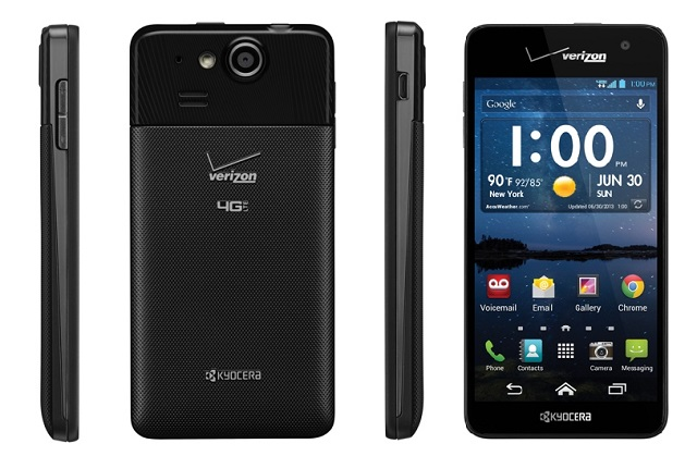 kyocera-hydro-elite Kyocera Hydro Elite Arriving to Verizon, Available August 29th