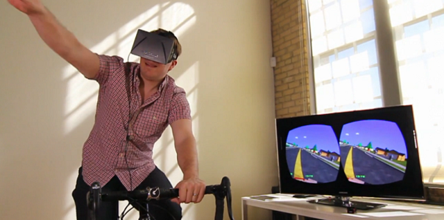 paperdude-paperboy PaperDude VR: The Awesome Paperboy Game (Video)