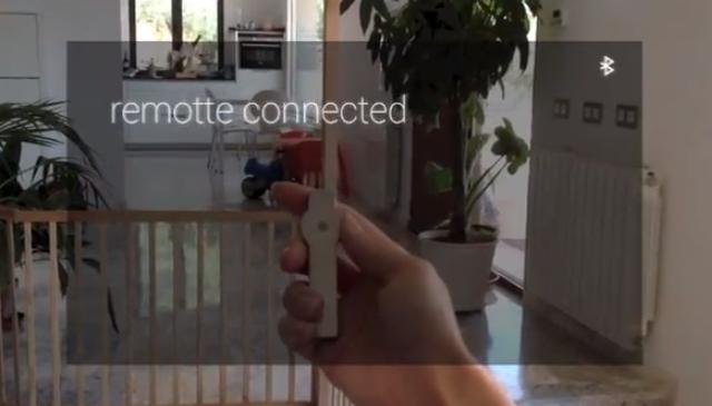 remotte-google-glass