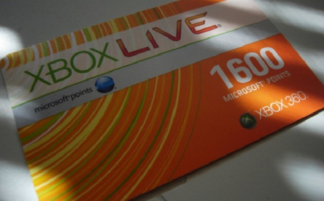xbox-live-points Microsoft Ditches Points, New Xbox Live Update Switches to Real Currency