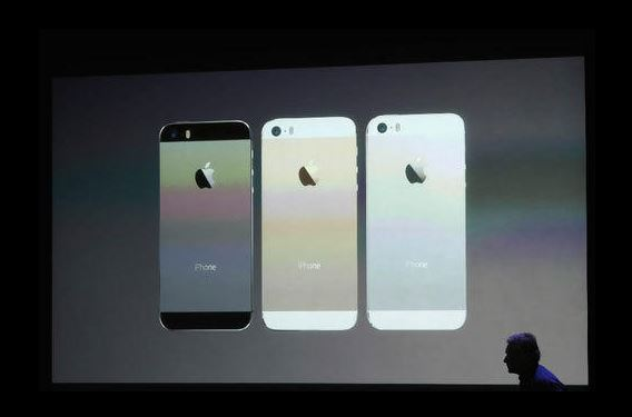 "130910iphone-3 Apple Announces Metallic iPhone 5S and ""Unapologetically Plastic"" iPhone 5C"