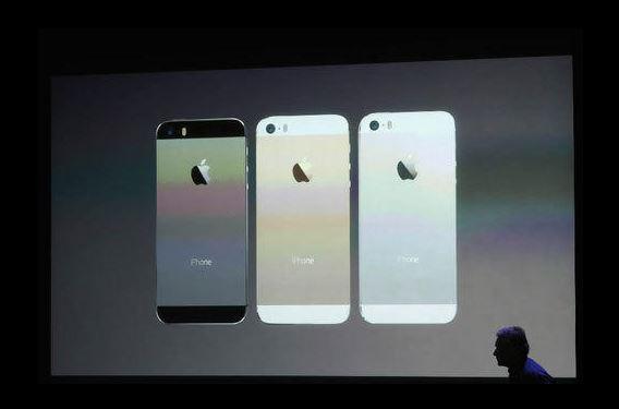"130910iphone-3 Apple Announces Metallic iPhone 5S and ""Unapologetically Plastic"" iPhone 5C"