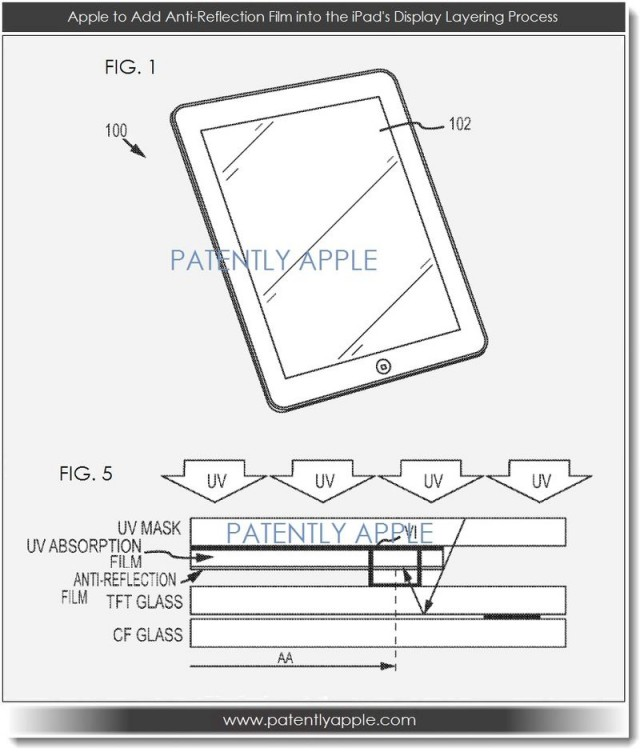 130913-apple1-640x752 New Apple Patent: iPad Anti-Reflective Display