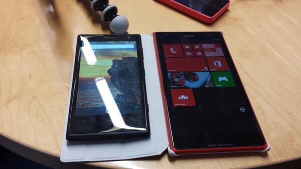 130913-nokia Nokia Lumia 1520 Goes Big with 6-Inch Screen, 3400mAh Battery