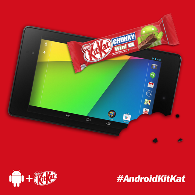 android-kitkat Android 4.4 KitKat Might Arrive In October