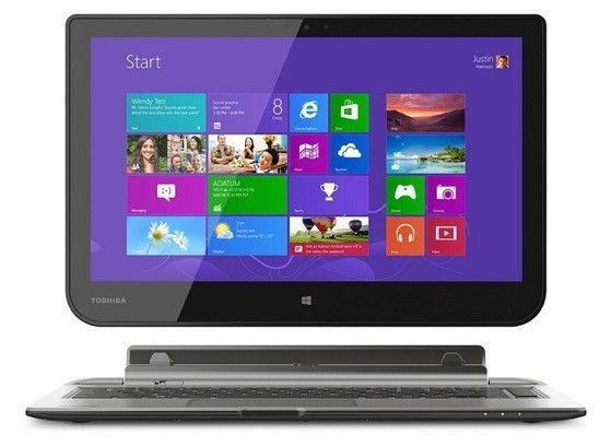 click Toshiba Introduces Two New Budget Windows 8.1 Tablets at IFA, Starting at $330
