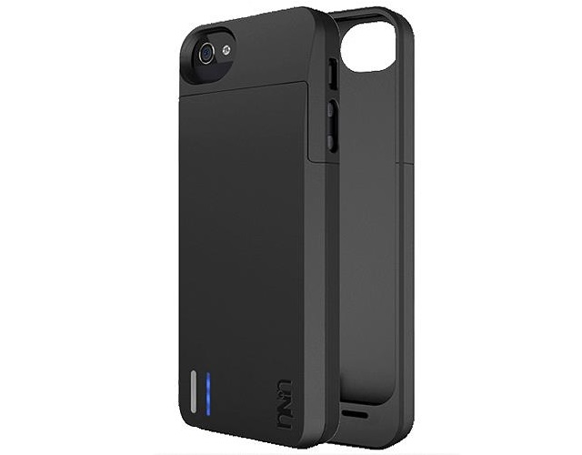 iPhone5-case uNo uNu DX 2300mAh Protective Battery Case, Just $49.99