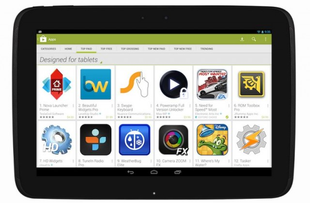 "131011-tablet-640x419 Google Play Store to Push Apps ""Designed for Tablets"""