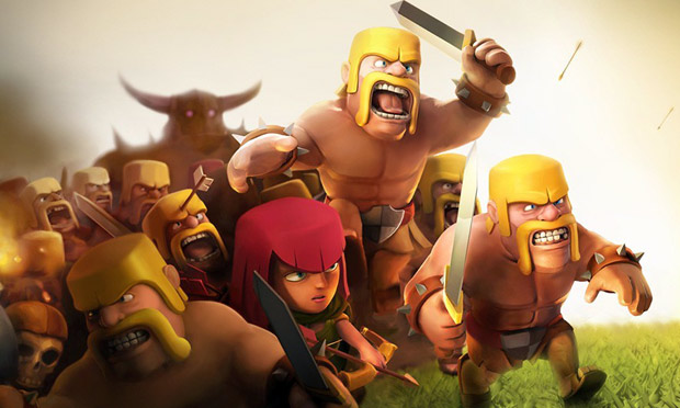 Clash of Clans apple app game