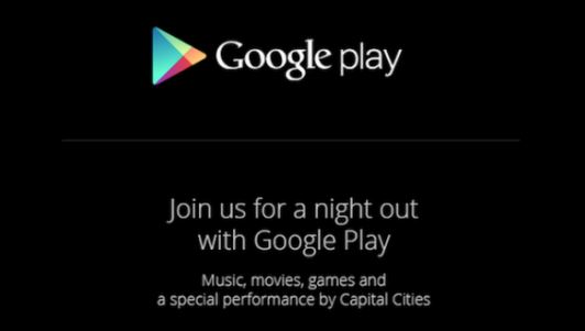 131018-gplay October 24: A Night Out with Google Play (and Nexus 5?)