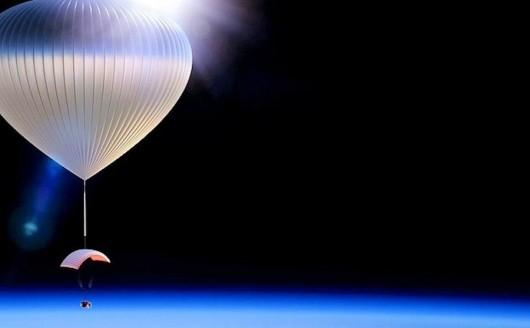 131025-space Video: Pay $75,000 to Float to the Edge of Space with World View Enterprises?