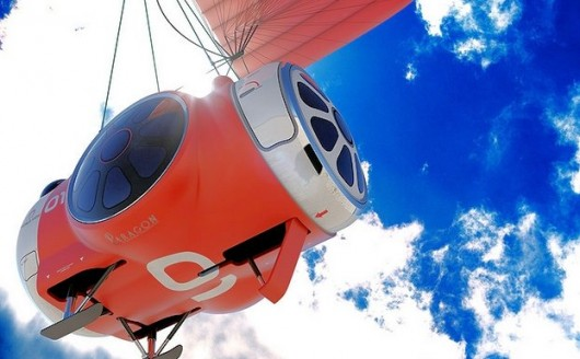 131025-space1 Video: Pay $75,000 to Float to the Edge of Space with World View Enterprises?