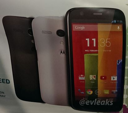 131101-moto Leaked: Motorola Moto G Specs Point Toward Cheaper Moto X
