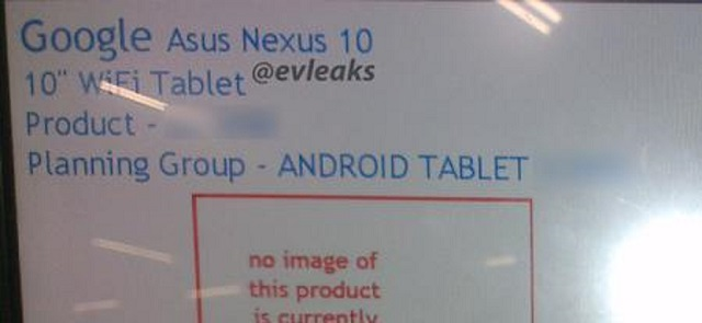 nexus10_file_october1 ASUS Nexus 10 Coming Soon?