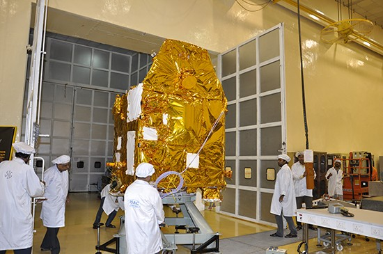 131104-mars India Is Launching Its Mars Orbitor Mission Tomorrow
