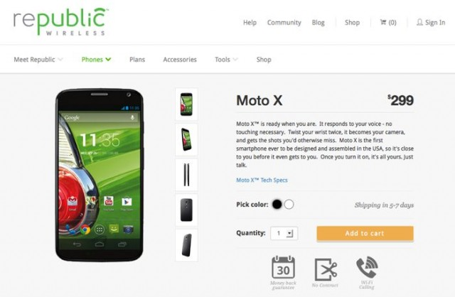 131115-motox-640x418  Republic Wireless Launches Moto X for $299, No Contract