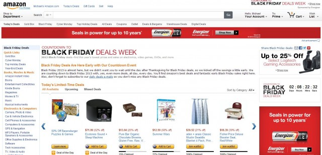 131121-amazon-640x309 Preview: Black Friday Deals at Amazon Start Sunday