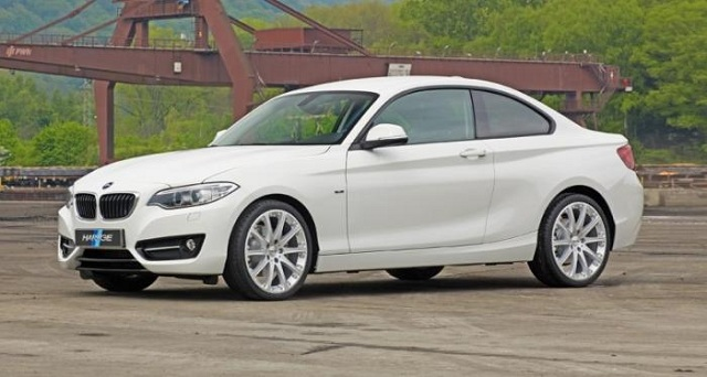 BMW-2-Series-Hartge 2014 BMW 2-Series Gets Power Upgrade From Hartge