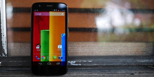 Motorola-Moto-G-Amazon Moto G (Verizon Prepaid) Costs Just $70 On Amazon