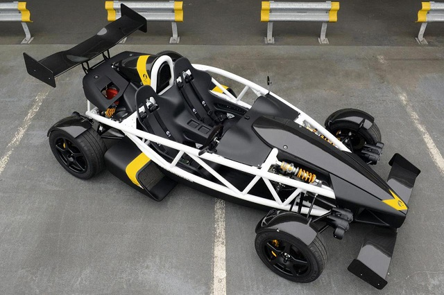 ariel-atom-35r Ariel Atom 3.5R Fully Revealed; To Start at $135,000 (Gallery)