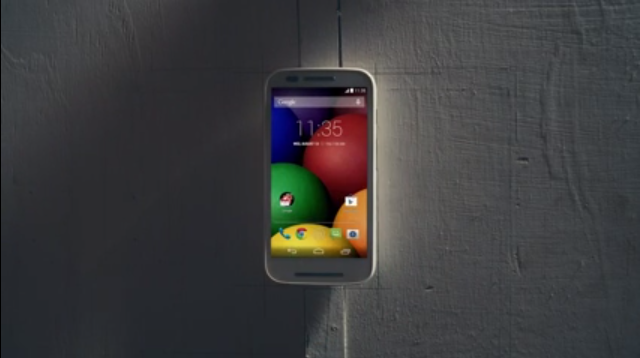 motorola-moto-e Motorola Moto E: Specs, Price And Availability (Video)