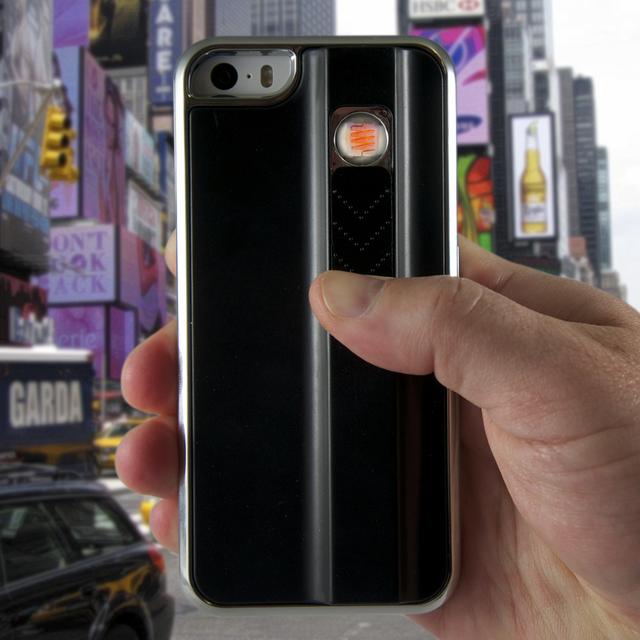 supernova-lighter-iphone-case Supernova Lighter iPhone Case