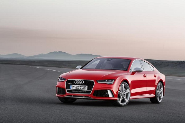 audi-rs7-sportback-facelift 2015 Audi RS7 Sportback Will Roll Out With Cosmetic Changes