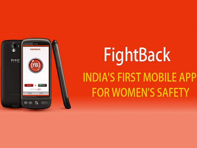 fightback Smart Apps For Smart And Safe Indian Women