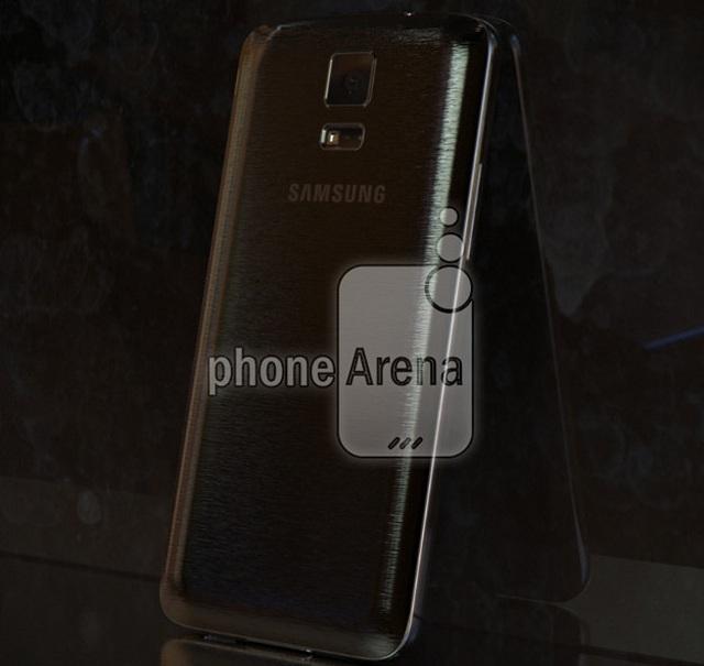 galaxy-f-2 Samsung Galaxy F (S5 Prime): Snapdragon 805, 3GB RAM And 5.25-Inch QHD AMOLED Display