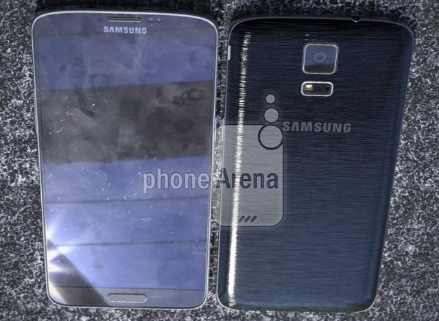 galaxy-f-4 Samsung Galaxy F (S5 Prime): Snapdragon 805, 3GB RAM And 5.25-Inch QHD AMOLED Display