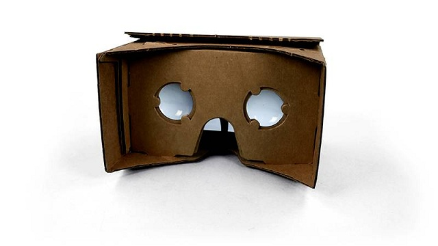 google-cardboard Google Cardboard Is An Inexpensive VR Headset (Video)